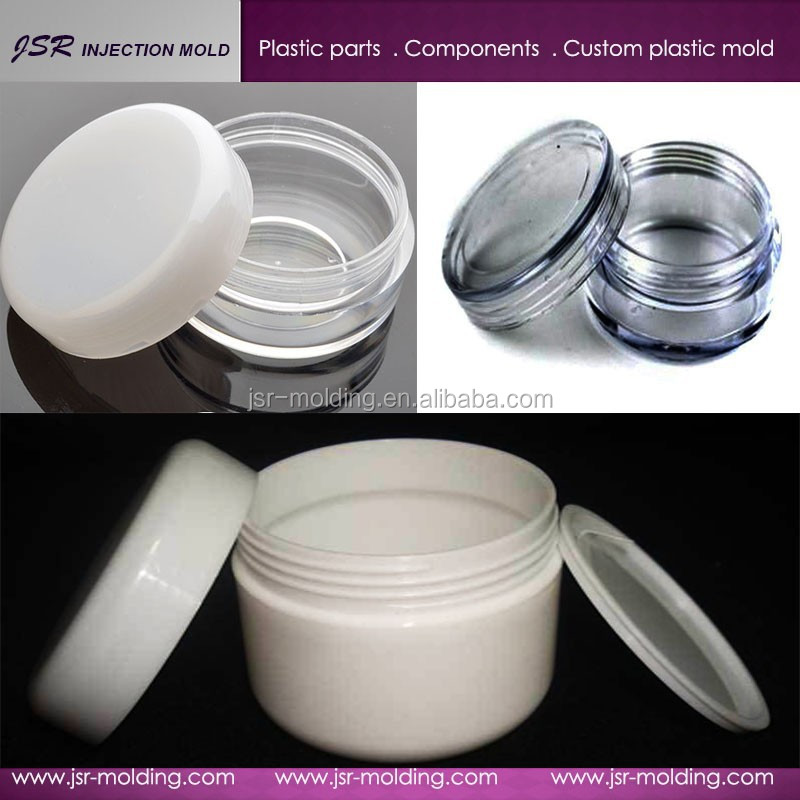 Professional manufacture customized different types of high quality and factory price clear plastic makeup case
