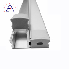 High Corrosion Resistance Customized 6063-T5 Popular Led Aluminum Profile