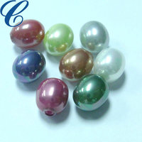 Loose pearls wholesale/retail 9-10mmAAA tear drop rice pearls, white/ pink/ lavender