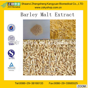 TOP quality and natural Best selling Barley Malt Extract from GMP factory