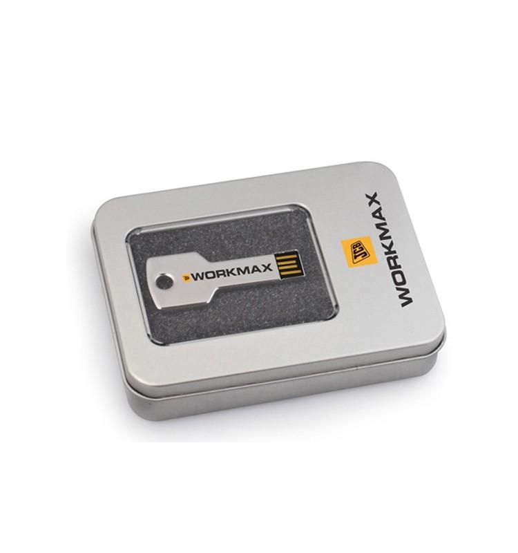 8GB key shape USB flash drive