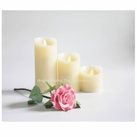 rechargeable candle Flameless LED Candle online shopping(WM-101)