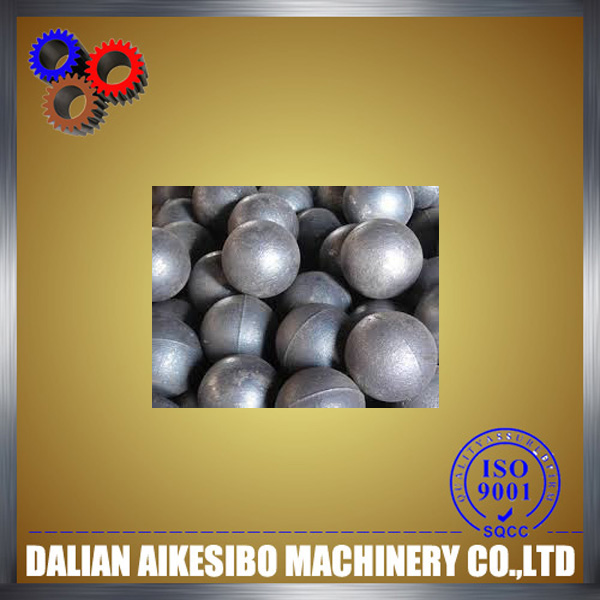 20mm-150mm Unbreakable Forged Grinding Ball For Ball Mill