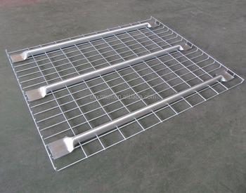 beams rack upright wire pallet decking wire deck