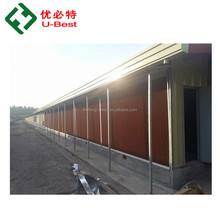 Design Modern Chicken Farm Used Automatic Poultry Equipment Pan Feeder and Nipple Cup Drinker For Broiler Birds