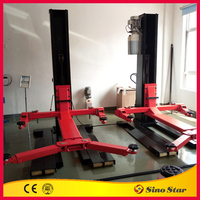 Single car hoist workshop equipment(SS-6125M)