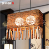 Rectangle Electrical Dining Room Pendant Lighting