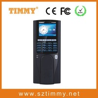 2017 time attendance system with access control attendance device(TFS200)