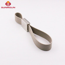 Fireproof Tpu coated nylon webbing bus handle strap