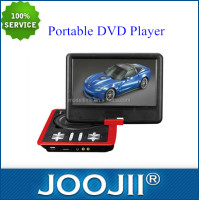 Wholesale Portable DVD Player with Bluetooth/7 inch Cheap DVD Player