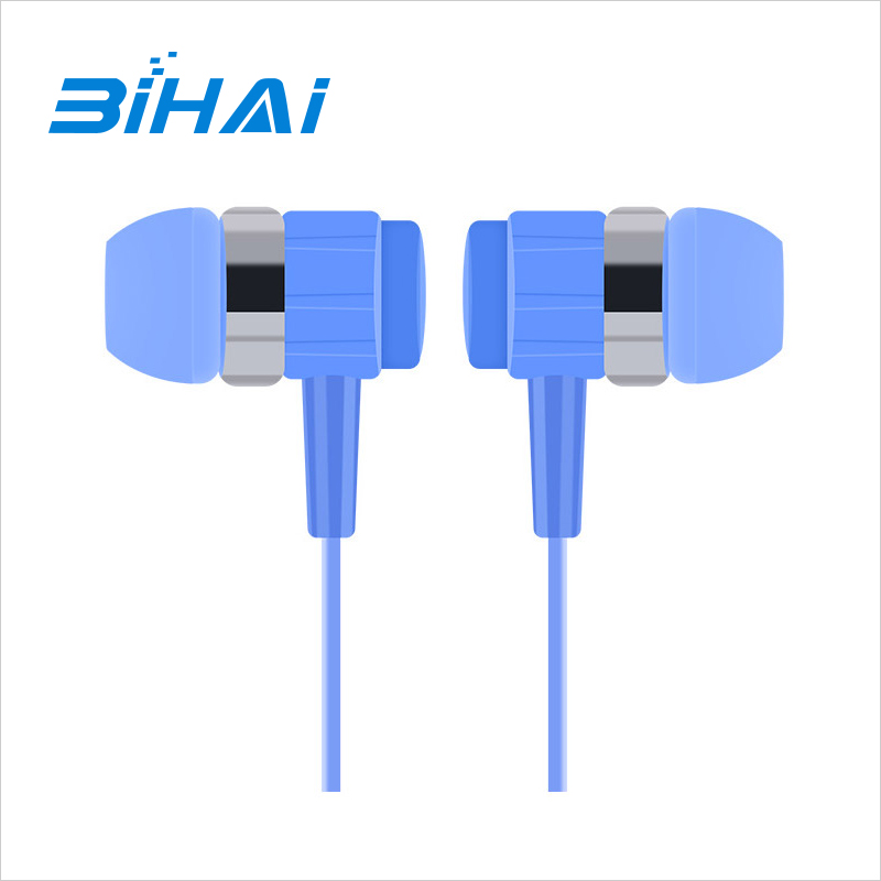 Headphone manufacturer in ear type heavy bass phone headset smart for apple computer MP3 music headphones