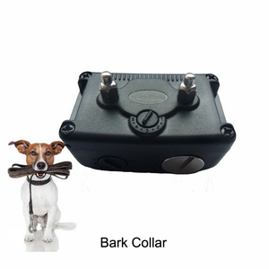 best products dog collar electric dog training device rainproof anti dog barking collar with CE ROHS certification
