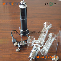 Factory direct sale!!Portability Enail dabtime wax pen H-enail carb cap magnetic dabber 2500mah battery henail in stocks