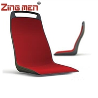 ZTZY8200B Bus Plastic Injection Seats With