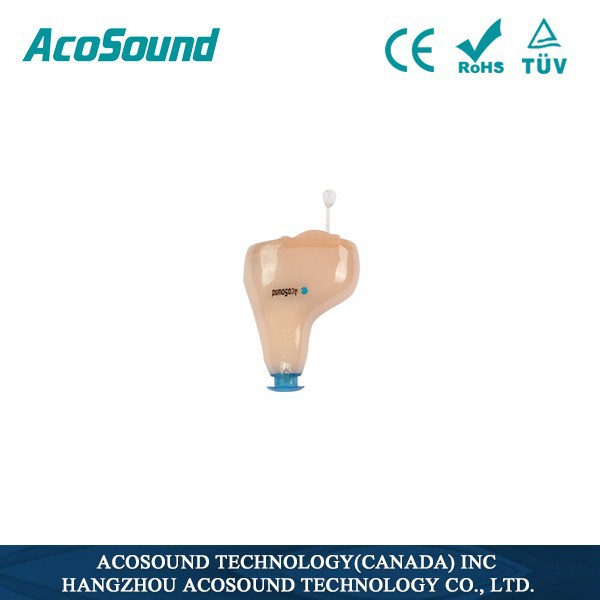 AcoSound Acomate 210 IF Instant Fit digital Standard Supplies Itc Hearing Aids