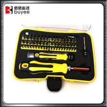57 in 1 Box mini Magnetic Opening Tools Kit Screwdriver bit set for Iphone mobile phone laptop