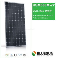 Bluesun superb quality 72 cell solar photovoltaic module