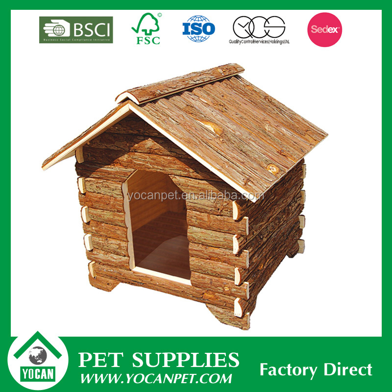 Fast supplier handmade dog kennel for sale