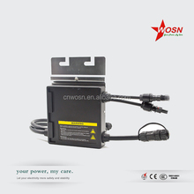 waterproof dc to ac solar power 260w grid tie micro inverter with communication