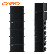 2017 sistema de sonido line array, passive column line array