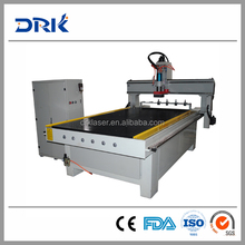 6-8 tools 3d wood ATC cnc router 1325 with Straight line tool changer