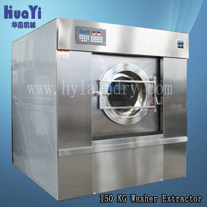 laundry cleaning equipment in hotel industry