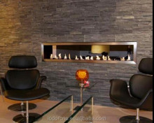 home goods fireplaces , China 700 mm stainless steel intelligent bio ethanol fireplace