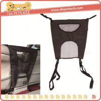 2016 new products strong backseat pet barrier ,p0wtv pet car web barrier for sale