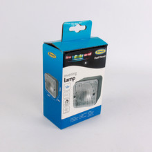 Custom made automobile lamp LED light packaging box