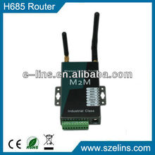 H685 outdoor antenna wireless router with sim card slot