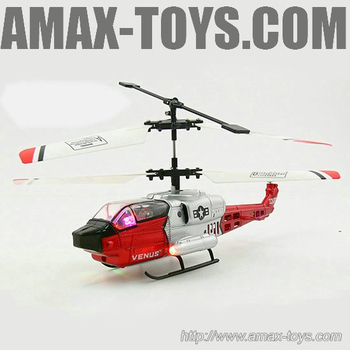 rh-326 New 3 CH Cobra Infrared Remote Controlled Electric RC Mini Helicopter