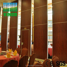 Construction of Convenience mdf Wood Panel Partition Activity Wall