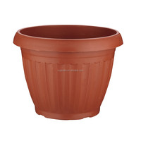flower bulk plastic pots for nursery plant