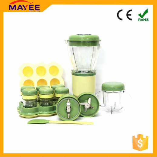 Kitchen living appliances electric fruit juicer blender mutifunction processor