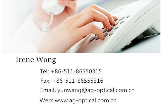 Plastic eyeglasses 1.56 HMC EMI optical lens