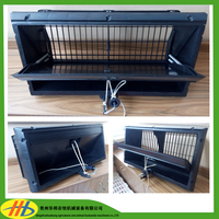 2016 hot sale poultry farming ventialtion air inlet/small window for chicken farm house