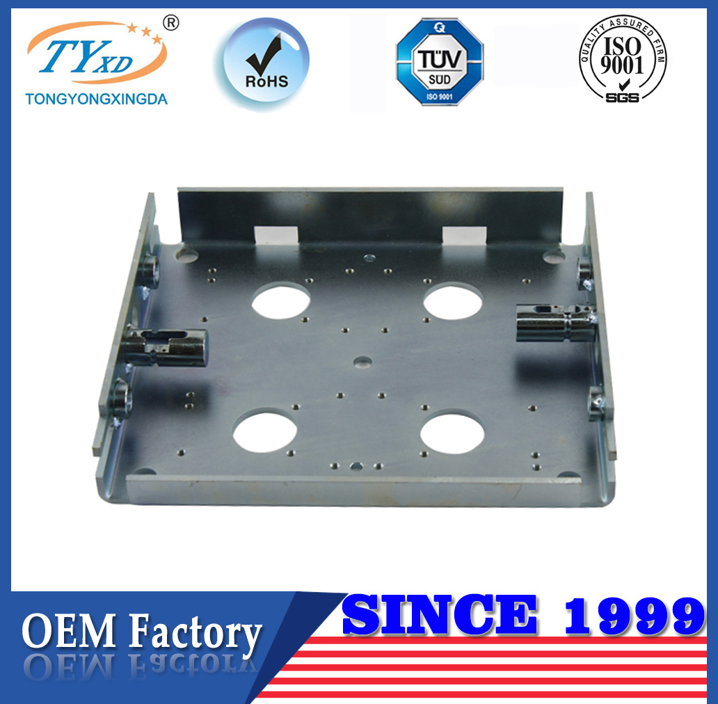Factory Supplier sheet metal steel woven structure fabrication