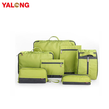 Personalized Eco-friendly Travel Organizer Bag Set