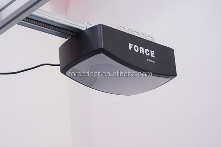 Easy lift a door garage door opener with battery operated