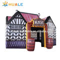 huale Portable and Waterproof inflatable Irish pub for sale, outdoor inflatable bar for party