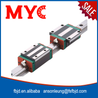 Alibaba Recommend Linear Motion Bearing Rails