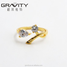 Beautiful 24 carat saudi arabia gold filled wedding ring jewelry price