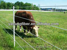 fiberglass fence post for animal live stock garden plant support stake