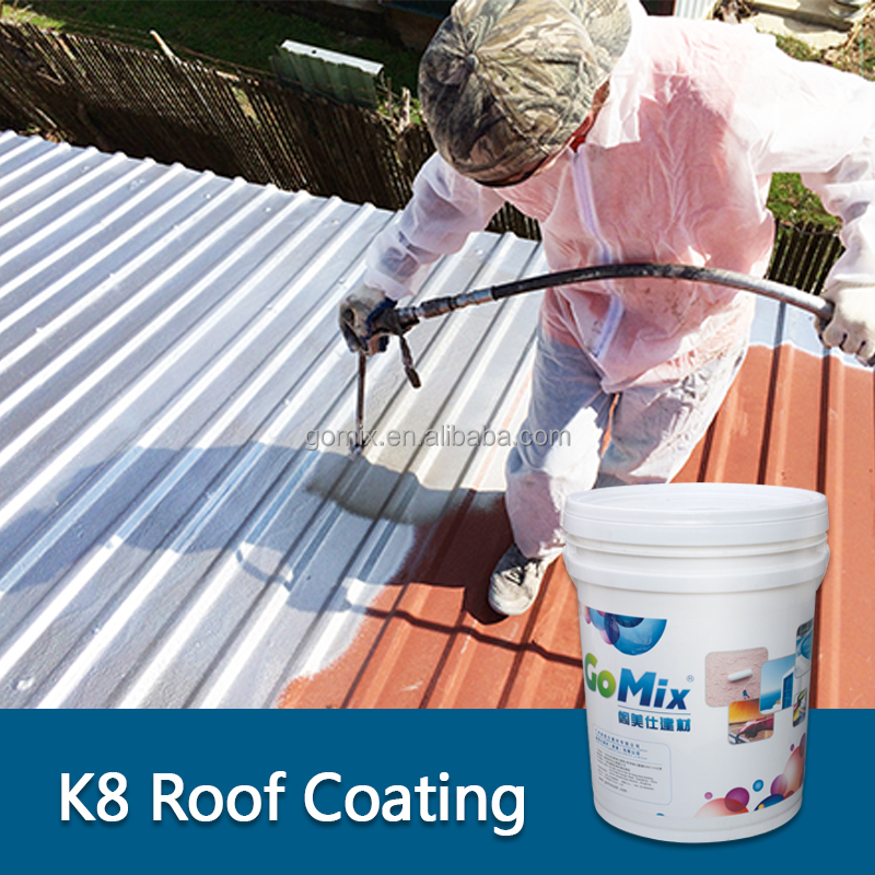 K8 cooling paint for roof