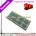 High quality DDR3 4GB 1333mhz laptop sodimm 16chip