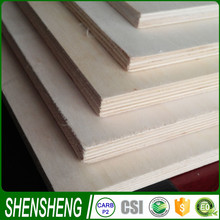 Cheap Price 9mm laminated plywood beams for packing usage packing pallet