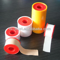 strong adhesive kinesiology tape/ zinc oxide plaster/medical tape manufacturer with ISO CE FDA approved