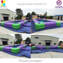 Inflatable Pool Snooker Table Snookball Table For sale