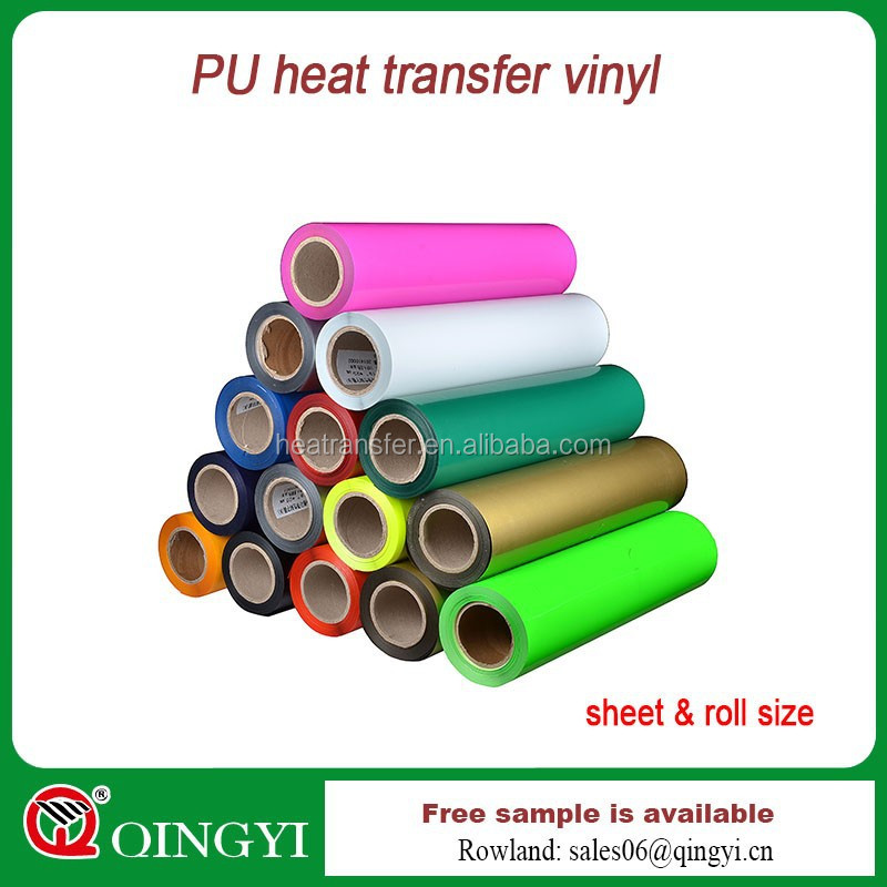 Import cheap Pu hear transfer printing paper from china