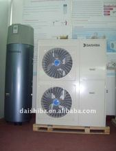 Multifunctional water source air conditioner All in One